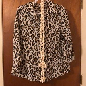 CHICO's Blouse. NWOT